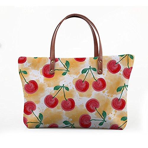 V6lcc4288al Women Handbags Large Bags Purse FancyPrint Wallets Handle Satchel Top Foldable vqfxzX