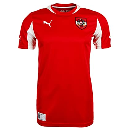 reputable site 631ba df963 Austria Home Replica Soccer Jersey