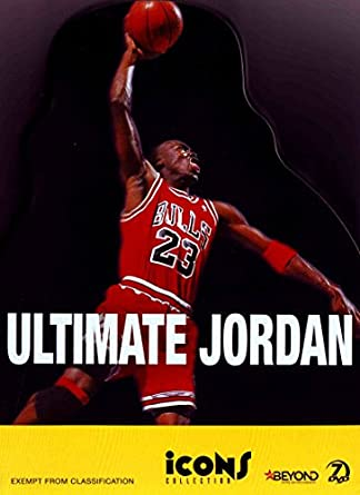 plus de photos e5e2b 5f931 Icons Collection: Ultimate Jordan - 7-DVD Box Set Come Fly ...