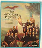 The American Pageant, Bailey, Thomas A. and Kennedy, David M., 0669052671