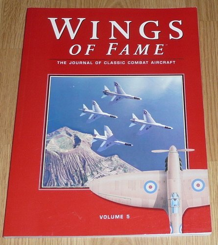 - Wings of Fame, The Journal of Classic Combat Aircraft - Vol. 5