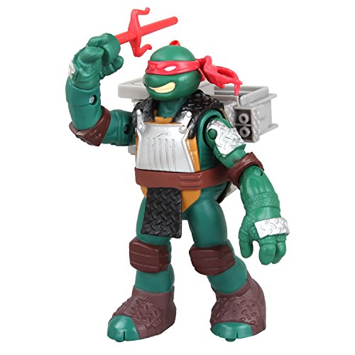 Turtles Teenage Mutant Ninja Turtles Flingerz - Figura de Raphael [importado]