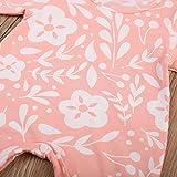 GRNSHTS Baby Girls Floral Long Sleeve Botton