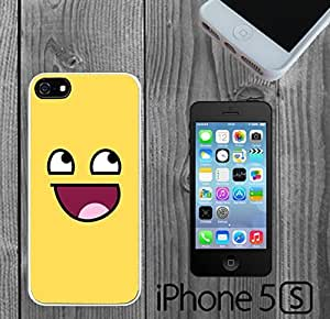 Awesome Smiley Custom made Case/Cover/skin FOR iPhone 5/5s