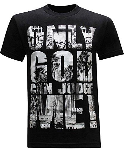 California Republic Only Judge T Shirt