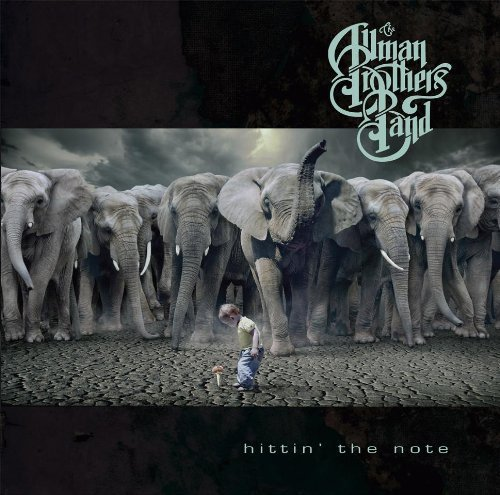 CD : The Allman Brothers Band - Hittin the Note (CD)