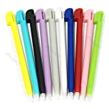 10 PCS White Touch Stylus Pen For Nintendo NDS DS