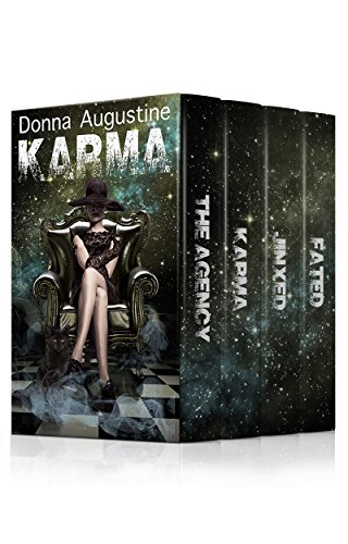 Karma Box Set by [Augustine, Donna]