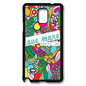 iCustomonline Love More Protective Case For Samsung Galaxy Note 3 N9000