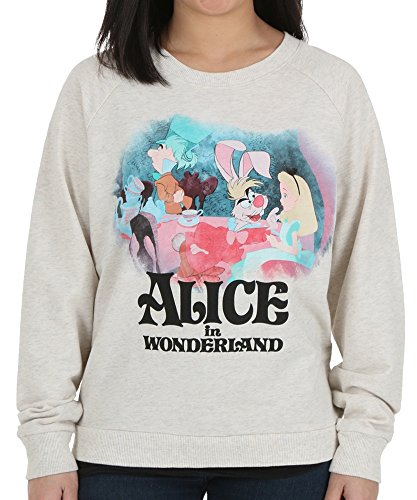 Womens Alice In Wonderland Classic Tea Party Shirt - Wonderland Apparel