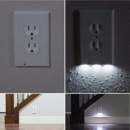 led night light plug cover - 3