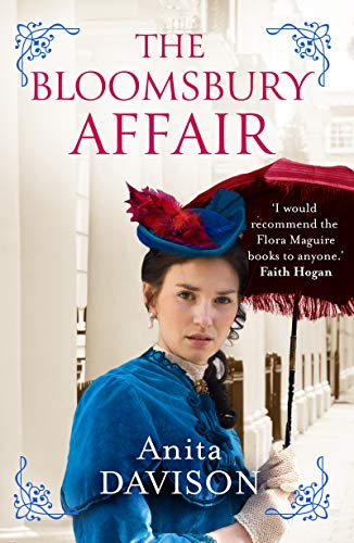 The Bloomsbury Affair (A Flora Maguire Mystery Book 5) by [Davison, Anita]