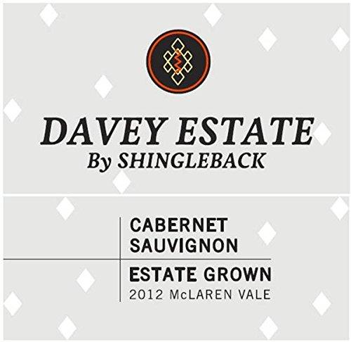 Mclaren Vale Shiraz (2012 Shingleback Cabernet Sauvignon, McLaren Vale, Australia 750)