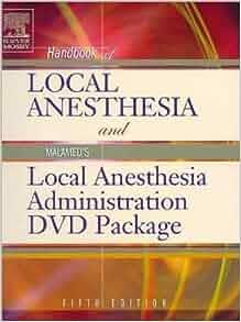 Handbook of Local Anesthesia 5th Edition