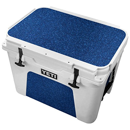 Bed of Sapphire Skin for the Yeti Tundra 45 Cooler (YETI COOLER NOT - Sapphire Tundra