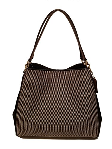 Coach Op Art Shoulder Bag - 1