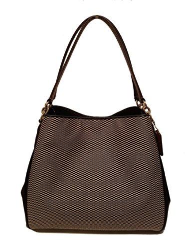 Coach Op Art Shoulder Bag - 4