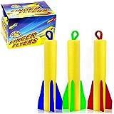 Doigt Volant Fusées, 12 fourni