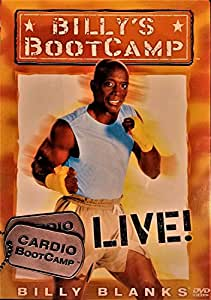 Billy's BootCamp Cardio BootCamp Live! Billy Blanks