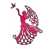 Spellbinders S2-185 Angel of Peace Shapeabilites Die D-Lites