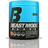 Beast Sports Nutrition, (Old Formula) Beast Mode Black, Beast Punch, 30 Serve, 8.15 Ounce