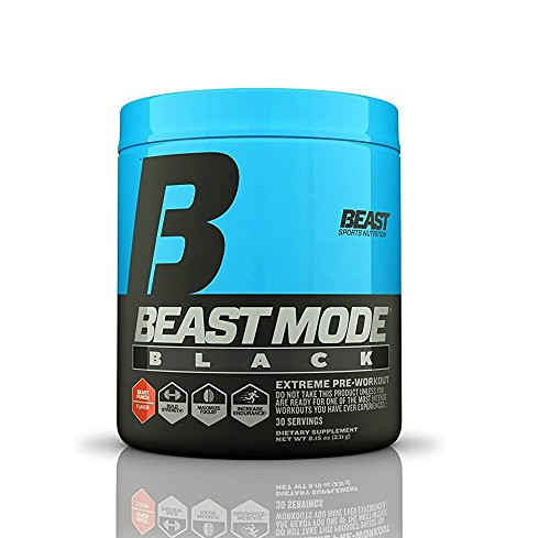 Beast Sports Nutrition, (Old Formula) Beast Mode Black, Beast Punch,...