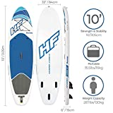 Bestway Hydro-Force 10' x 33' x 4.75' Oceana Inflatable Stand Up Paddle Board
