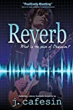 Front cover for the book Reverb by J. Cafesin