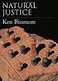 Natural Justice, Ken G. Binmore, 0195178114