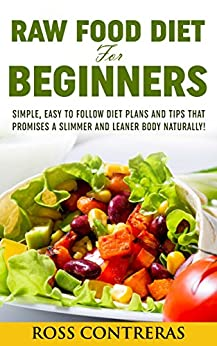 Raw Food Diet Books Beginners