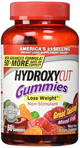 Muscletech Hydroxycut Nutrition Gummies Mixed