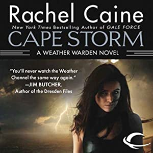 Cape Storm Audiobook