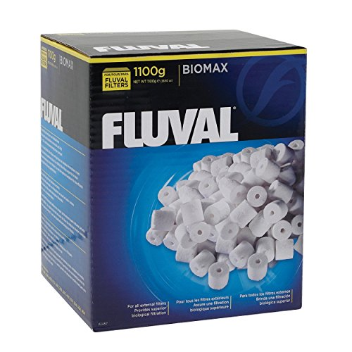 Ceramic Biomax (Fluval Bio-Max Rings - 1100 g)