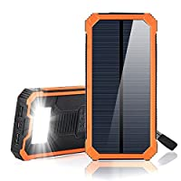 2W Solar Power Bank -New