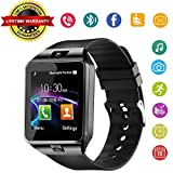Best LG Bluetooth Watches - Smart Watch - Aeifond DZ09 Bluetooth Smartwatch Touch Review