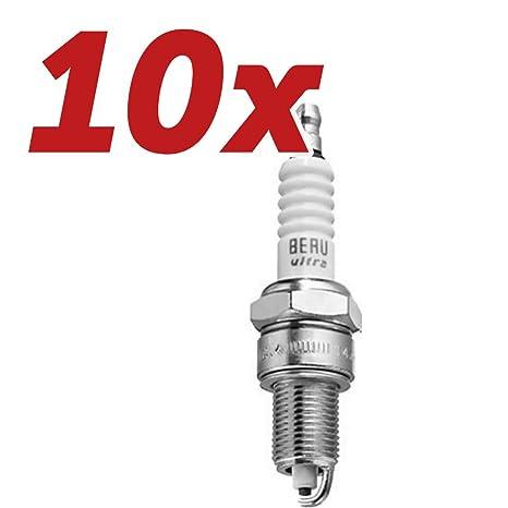 10 x Beru Original Bujía Ultra – Z11 de