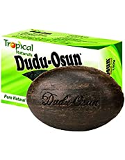 Tropical Naturals Dudu Osun Traditional Handmade With Natural ingredients Aloe Vera Honey African All Skin Types Soft and Smooth Body and Hand Soap Bar For Women And Men 5Oz
