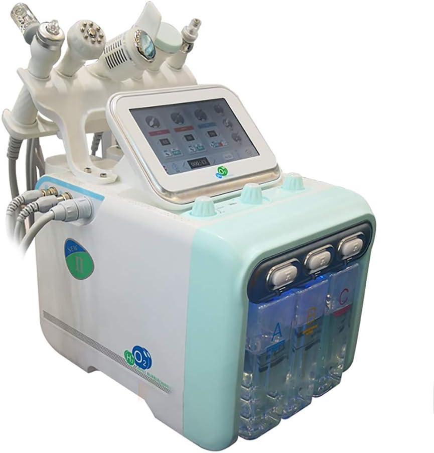 1水素酸素小バブル美容機、ディープクリーニング肌の若返り機器(110-240V)・フェイシャルスプレー保湿若返りスキンマシンで6