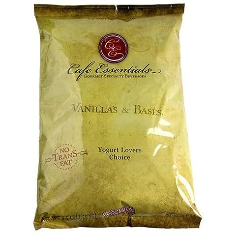 Dr. Smoothie Coffee Cafe Essentials NATURALS Yogurt Lovers Choice - Coffee Yogurt