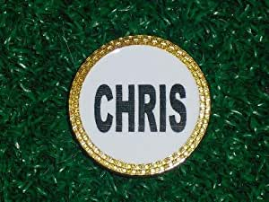 Gatormade Personalized Golf Ball Marker Chris