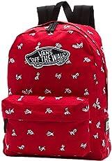 VANS - Vans Womens Backpack - Dalmatian - Red - One Size f75ea6e705a8c