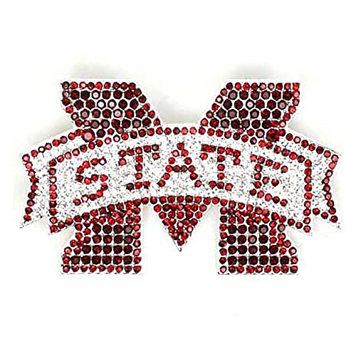 Mississippi State University Crystal Pin