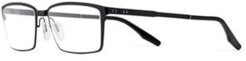 Eyeglasses New Safilo Lamina 2 0R80 Semi Matte Dark Ruthenium