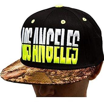 9329d3cc065 KB Ethos Los Angeles Snakeskin Snapback Caps