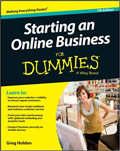 Amazon starting an online business for dummies ebook greg starting an online business for dummies 7th edition kindle edition fandeluxe Image collections