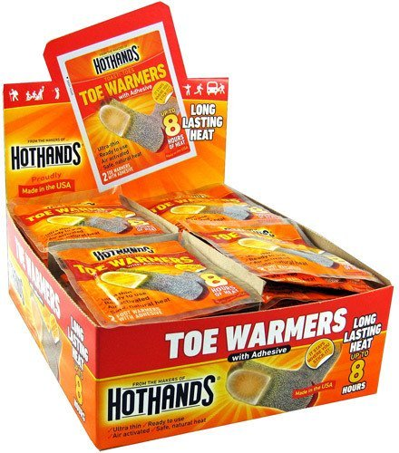Hot Hands Hothands Toe Warmers With Adhesive English Display (Pack Of 6) by HotHands