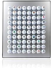 KNIX - Vitrina para Pelotas de Golf (para 24, 48 o 80 Pelotas de Golf, de Aluminio, Producto Original)