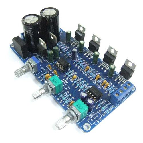 5 opinioni per DROK® TDA2030A bordo dell'amplificatore Audio Stereo 2,1 AMP 2 Canali 18Wx2