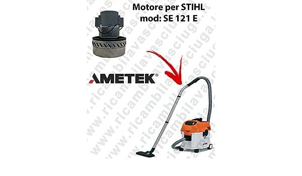 Si 121 y Motor Para Aspiración Ameteken STIHL Aspiradora: Amazon ...
