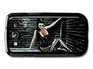 AMAF ? Accessories Amy Lee Evanescence Sitting with High Heels in a Corner case for Samsung Galaxy S3 by supermalls